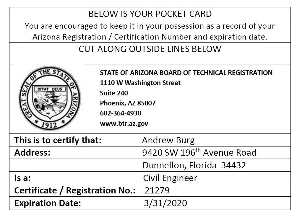Fine Arizona Engineering Lebenslauf Component - FORTSETZUNG ...